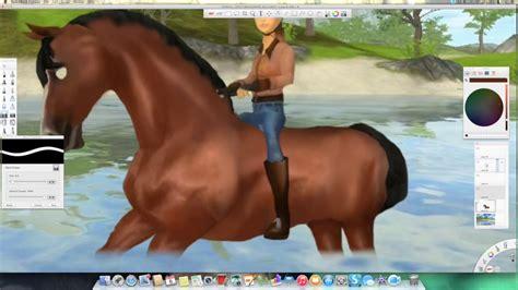 sso edit horse