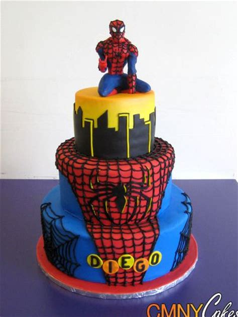17 best images about spiderman cakes pinterest spider man cakes birthday cakes and spiderman