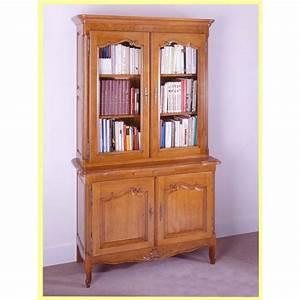 Bibliothèque Petite Profondeur : petite biblioth que louis xv meubles de normandie ~ Teatrodelosmanantiales.com Idées de Décoration
