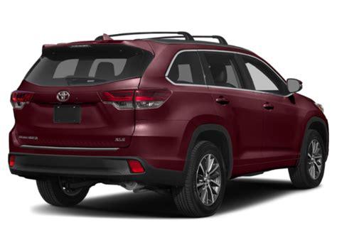 Balise Toyota Warwick by New 2019 Toyota Highlander Xle Suv In Warwick Tw538461