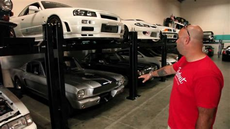Paul Walkers Amazing Car Collection at AE Performance