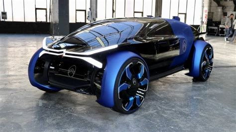 Citroen 19 19 Concept by Meet The New Concept By Citroen The Futuristic 19 19