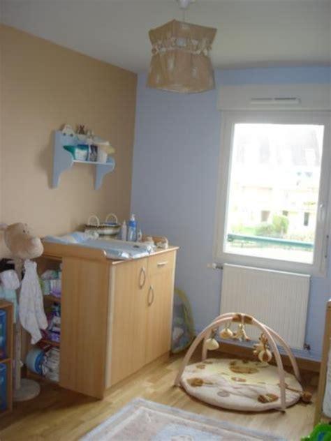 chambre bleu et beige la chambre d 39 ethan en bleu ciel et beige chambre de bébé