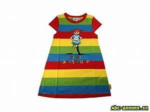 Pippi långstrump kläder 8692