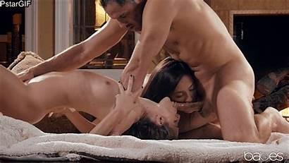 Kimmy Granger Threesome Pornstar Summers Jaye Gifs