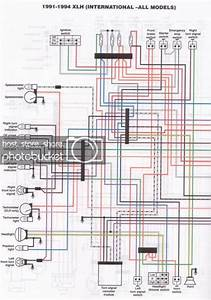 Wiring Diagram Harley Davidson Sportster 883