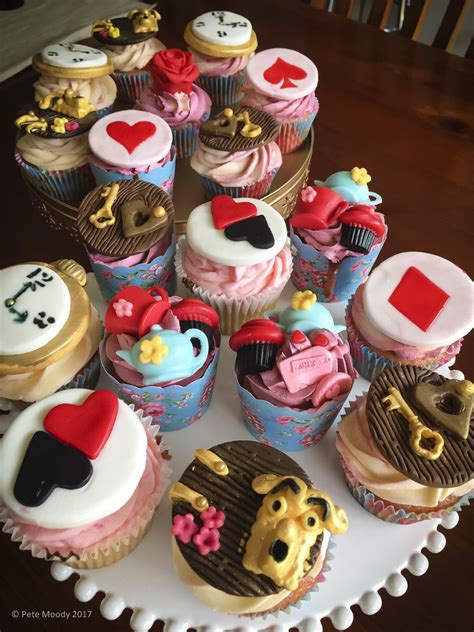 Check spelling or type a new query. Alice in Wonderland Themed Cupcakes   Themed cupcakes ...