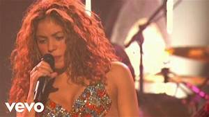 Shakira - Hips Don't Lie (Live) ft. Wyclef Jean - YouTube