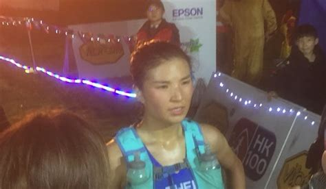 Online Backlash And Sympathy As Hk100 Runner Stripped Of