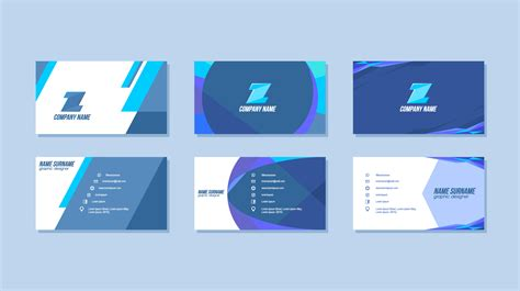 Blue Graphic Design Business Card Free Vector Business Card Scanner Software Android Taxi Sample Standard Size In Malaysia Cardstock Holder Best App Apple For Event Planner Square Credit Rules