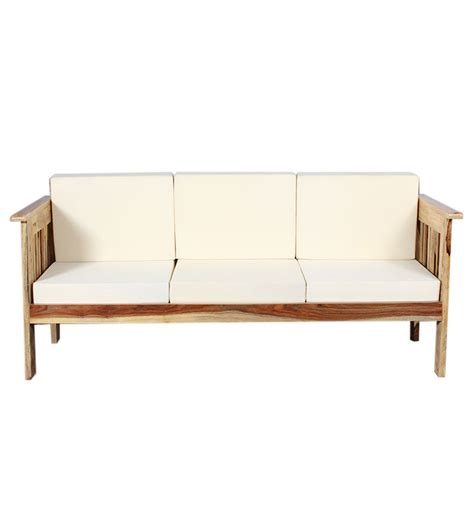 three seater wooden sofa designs alexander sheesham wood three seater sofa by mudramark online three seater sofas furniture
