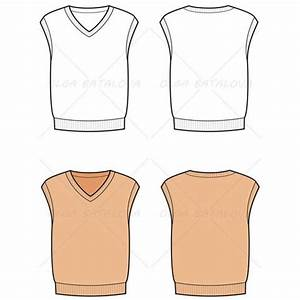 products tagged quotsweaterquot illustrator stuff With vest top template