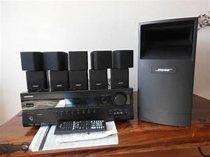 Bose Acoustimass 10 Series Iii Speaker System   Onkyo Txsr