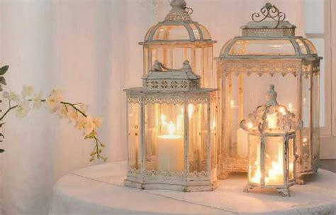 shabby chic lanterns top 18 shabby chic christmas decor ideas cheap easy interior party design project way to