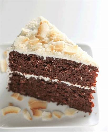 Coconut Cake Chocolate Healthy Low Sugar Protein