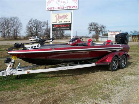 Ranger Boats Yantis Texas by Ranger Z521c Comanche Boats For Sale In Texas
