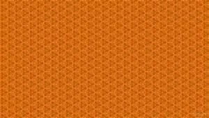 Orange pattern   Barbara's HD Wallpapers