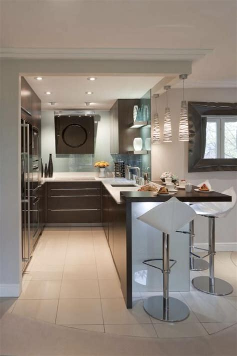 breakfast counters small kitchens kitchen design