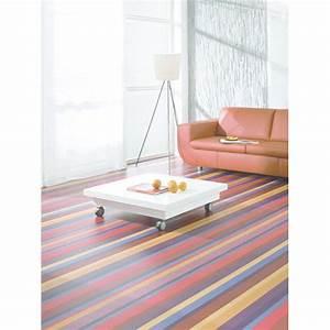 Dalle Pvc Adhesive Pour Cuisine : sol pvc couleurs psych d liques new generation ~ Premium-room.com Idées de Décoration