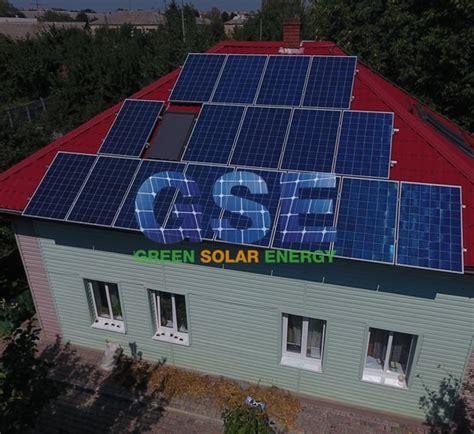 Расчёт солнечных батарей для частного дома или дачи