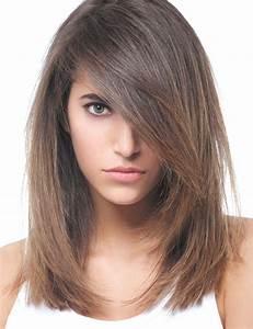 Coupe Dégradé Long : coupe cheveux long degrade prononce ~ Dallasstarsshop.com Idées de Décoration