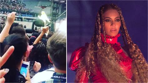 Beyoncé Fan Shamed For Playing Pokémon GO In Front Row Of ...