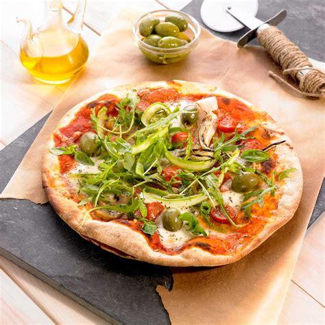 recettes de cuisine sur 3 pizza végétarienne facile et pas cher recette sur