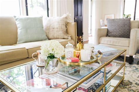 home makeover a bright airy blue themed living room conrad