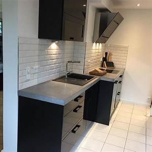 Küche Beton Arbeitsplatte : beton arbeitsplatte k che ~ Sanjose-hotels-ca.com Haus und Dekorationen