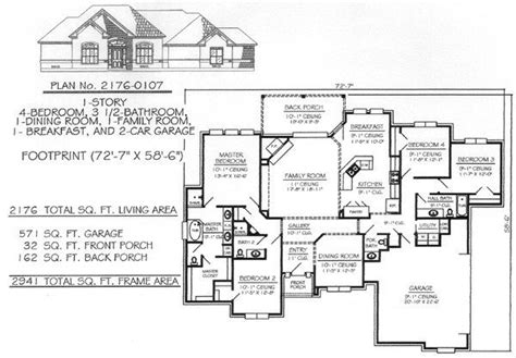 4 bedroom 2 bath house plans inspirational 2 story 4 bedroom 3 bath house plans new