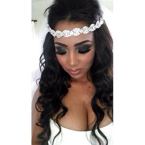 25 best ideas about black wedding hairstyles on pinterest