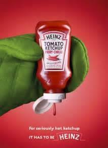 Fiery Tomato Chilli Ketchup Heinz