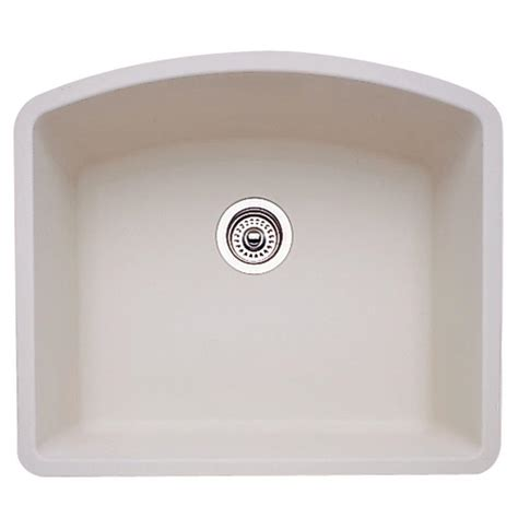 24 undermount kitchen sink blanco undermount granite 24 in single bowl 3841