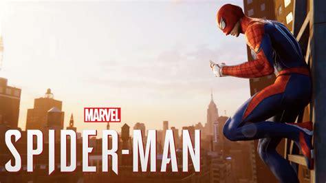 marvels spider man show floor demo ps   gamespot