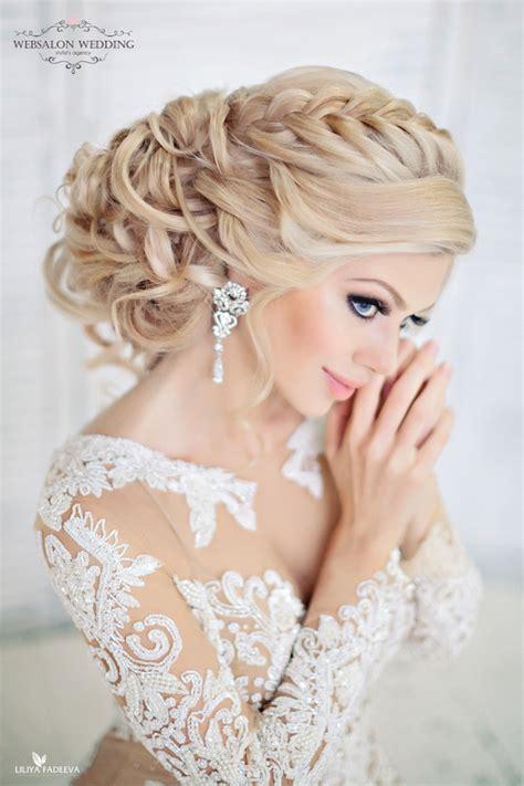 glamorous wedding hairstyles belle  magazine