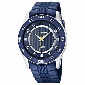 Montre De Sport Homme : montre calypso k6062 2 montre sport etanche homme sur ~ Melissatoandfro.com Idées de Décoration