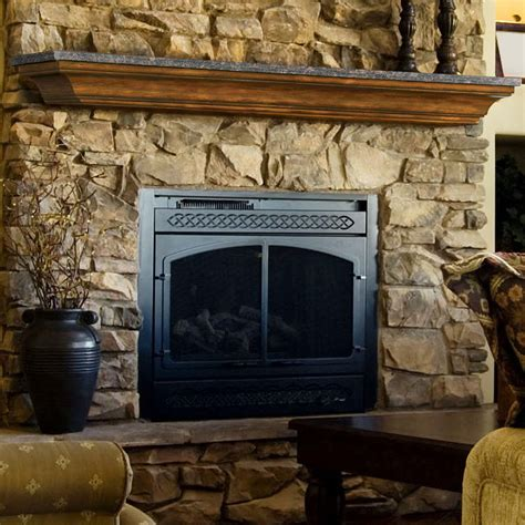 awesome fireplace mantel design with beige cool
