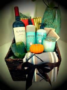 House Warming Gift Basket Ideas