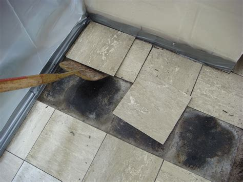 asbestos thermoplastic floor tiles ranson surveying