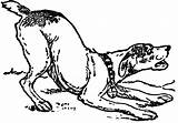 Clipart Barking Dog Line Dogs Bark Cliparts Drawing Clip Etc Outline Clipground Medium Usf Edu Library Tiff 2021 sketch template