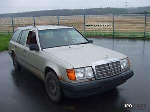 Mercedes 300 Td : 1987 mercedes benz 300 td car photo and specs ~ Medecine-chirurgie-esthetiques.com Avis de Voitures