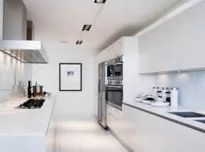 modern galley kitchen ideas white kitchen designs pics afreakatheart