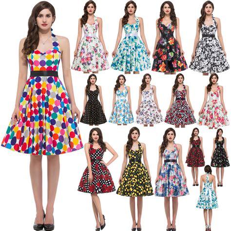 Womens Retro Style Dresses With Perfect Image u2013 playzoa.com
