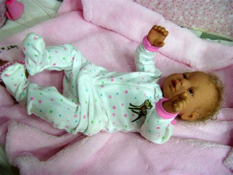 Reborn Baby Girl Art Doll Real Care Generation 6 Baby