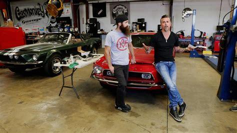 gas monkey garage tv show preparing for war fast n loud discovery