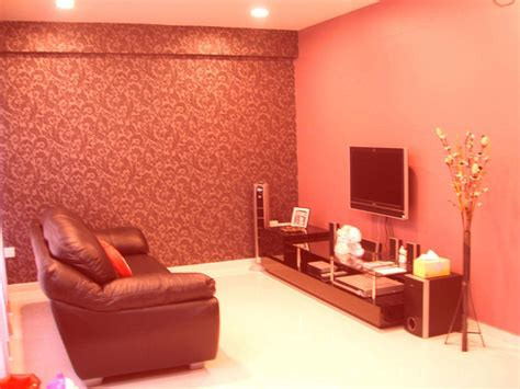 Living Room Wall Texture Designs by 16 Best Wall Painting Designs For Living Room That Will