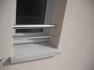 Barre De Sécurité Fenetre : barre pour fen tre alutime garde corps aluminium sur ~ Premium-room.com Idées de Décoration