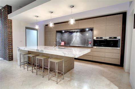 modern kitchen island bench project bendigo richmond kate walker design kwd