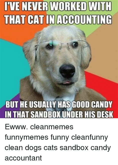 Accountant Dog Meme - funny accounting memes of 2017 on sizzle test meme