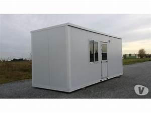 Bungalow Algeco Container Module Construction Modulaire